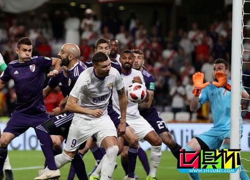 2018世俱杯,阿尔艾因点球7-6胜河床,杀入决赛