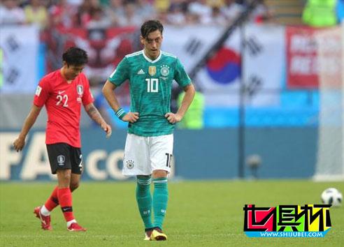 2018世界杯,卫冕冠军出局!德国0-2韩国 小组垫底爆最大冷门
